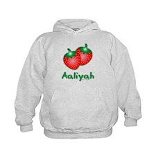 """""""Aaliyah"""" Strawberry Hoodie"""