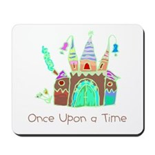 Kid Art Castle Mousepad