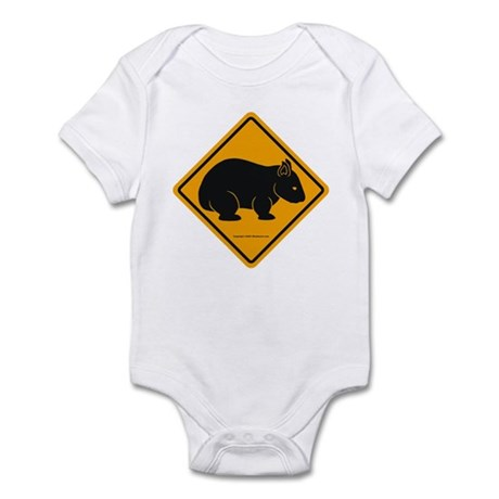 Wombat Sign II Infant Bodysuit
