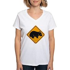 Wombat Sign II Shirt