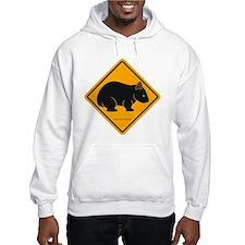 Wombat Sign II Hoodie