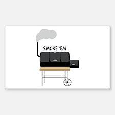 Smoke Em Decal