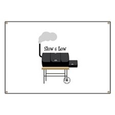 Slow & Low Banner