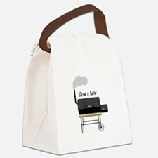 Slow & Low Canvas Lunch Bag