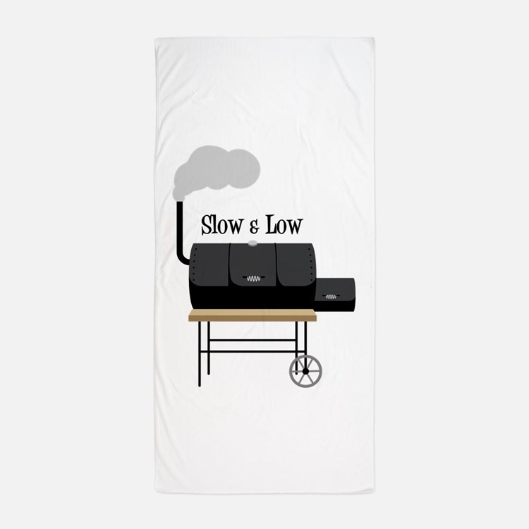 Slow & Low Beach Towel