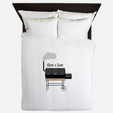 Slow & Low Queen Duvet