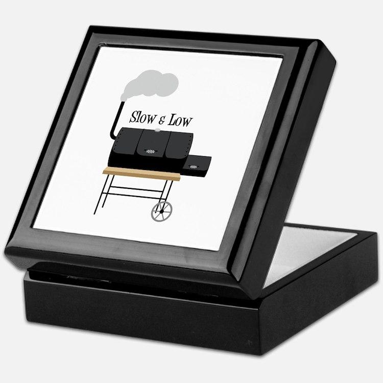 Slow & Low Keepsake Box