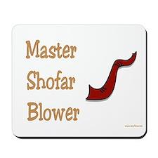 Rosh Hashanah Shofar Mousepad