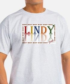 Lindy Hop! retro color T-Shirt