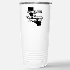 Cool Hollister ca Travel Mug