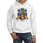 Briere Family Crest Hooded Sweatshirt