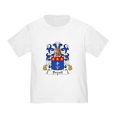 Breuil Family Crest T