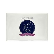Aquarius Constellation Magnets