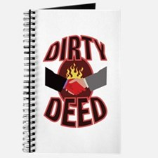 Dirty Deed Journal