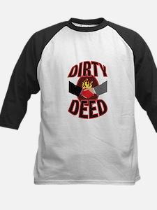 Dirty Deed Baseball Jersey