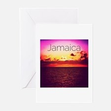 Jamaica Greeting Cards