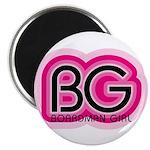 Boardman Girl Magnet