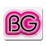 Boardman Girl Mousepad
