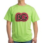 Boardman Girl Green T-Shirt