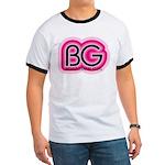 Boardman Girl Ringer T
