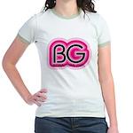 Boardman Girl Jr. Ringer T-Shirt