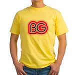 Boardman Girl Yellow T-Shirt