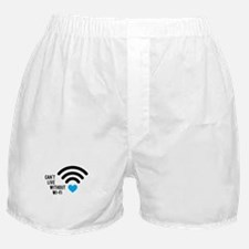 Without WiFi Boxer Shorts