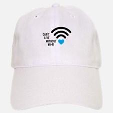 Without WiFi Baseball Baseball Baseball Cap