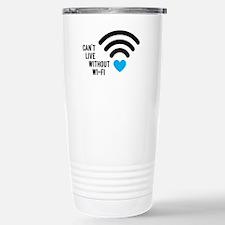 Without WiFi Travel Mug