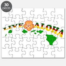 Live Aloha Puzzle