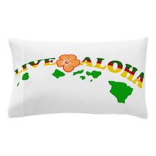 Live Aloha Pillow Case