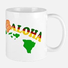Live Aloha Mugs