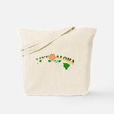 Live Aloha Tote Bag