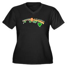 Live Aloha Plus Size T-Shirt