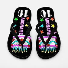 10the Celebration Flip Flops