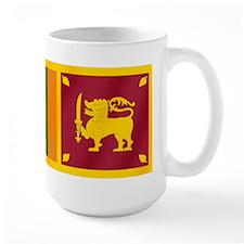 Flag of Sri Lanka Mug
