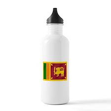 Flag of Sri Lanka Water Bottle
