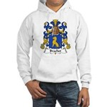Brachet Family Crest Hooded Sweatshirt