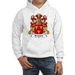 Bouvard Family Crest Hooded Sweatshirt