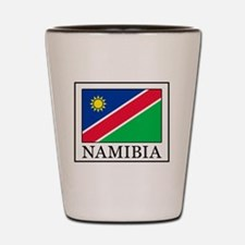 Namibia Shot Glass