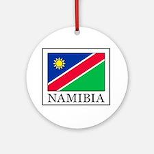 Namibia Ornament (Round)