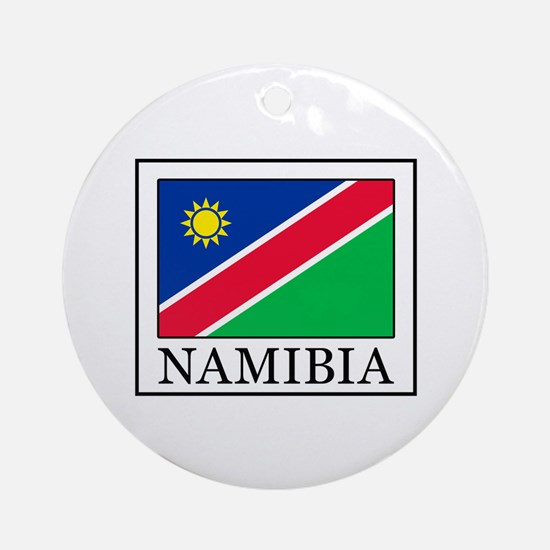 Namibia Ornament (Round)