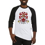 Boutillier Family Crest Baseball Jersey