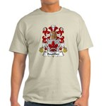 Boutillier Family Crest Light T-Shirt