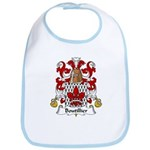 Boutillier Family Crest Bib
