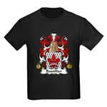 Boutillier Family Crest Kids Dark T-Shirt
