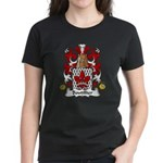 Boutillier Family Crest Women's Dark T-Shirt