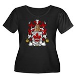 Boutillier Family Crest Women's Plus Size Scoop Ne