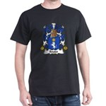 Boutet Family Crest Dark T-Shirt