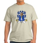 Boutet Family Crest Light T-Shirt